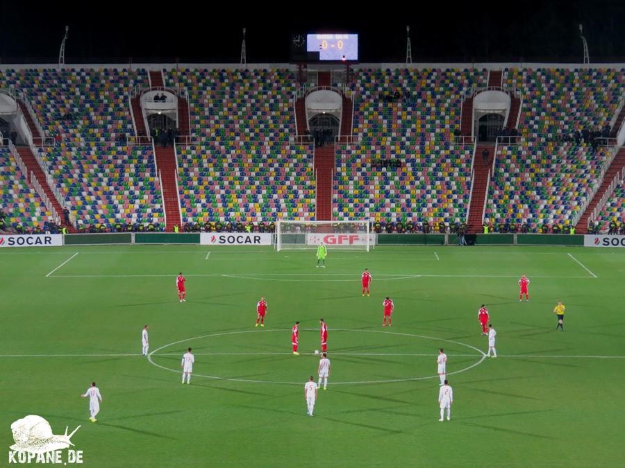 25.03.2015 Georgian Football Federation